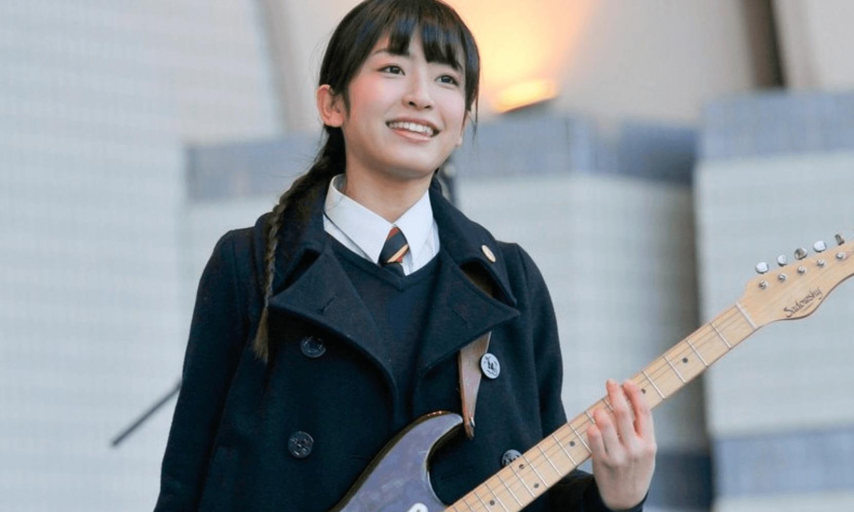 ほのかりんギター