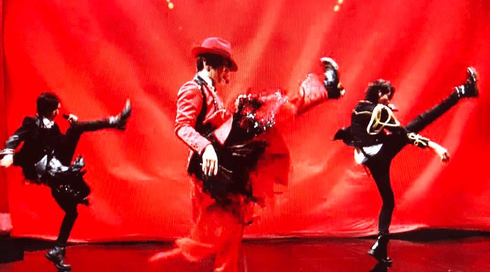 ラウール,ダンス
