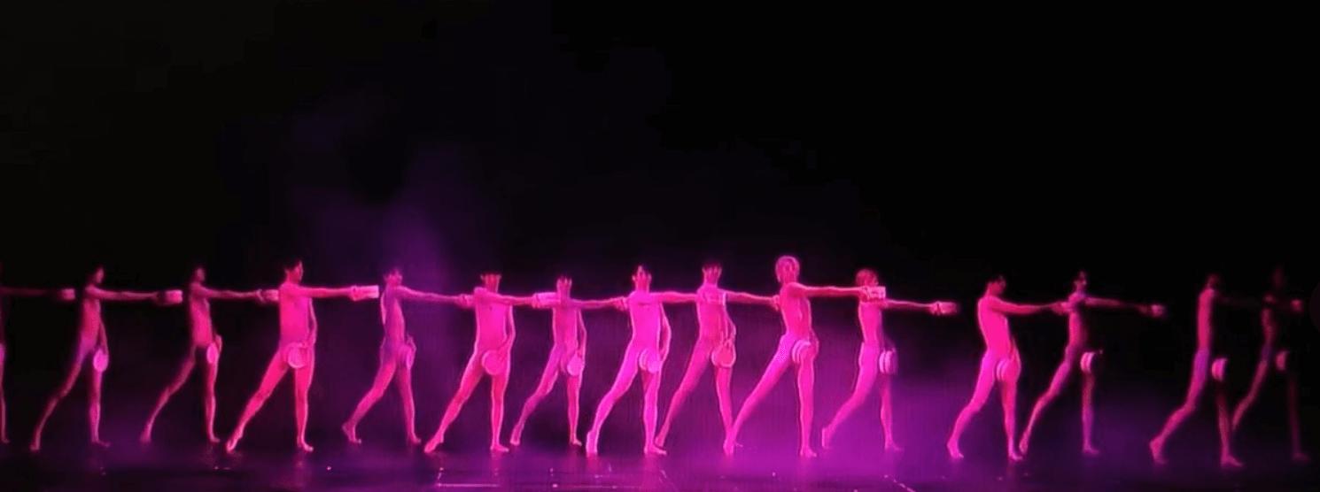 ラウール,桶ダンス