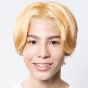 ラウール,髪型,金髪