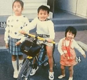 松坂桃李、三兄弟