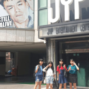 マコ、K-POPキャンプ、JYP
