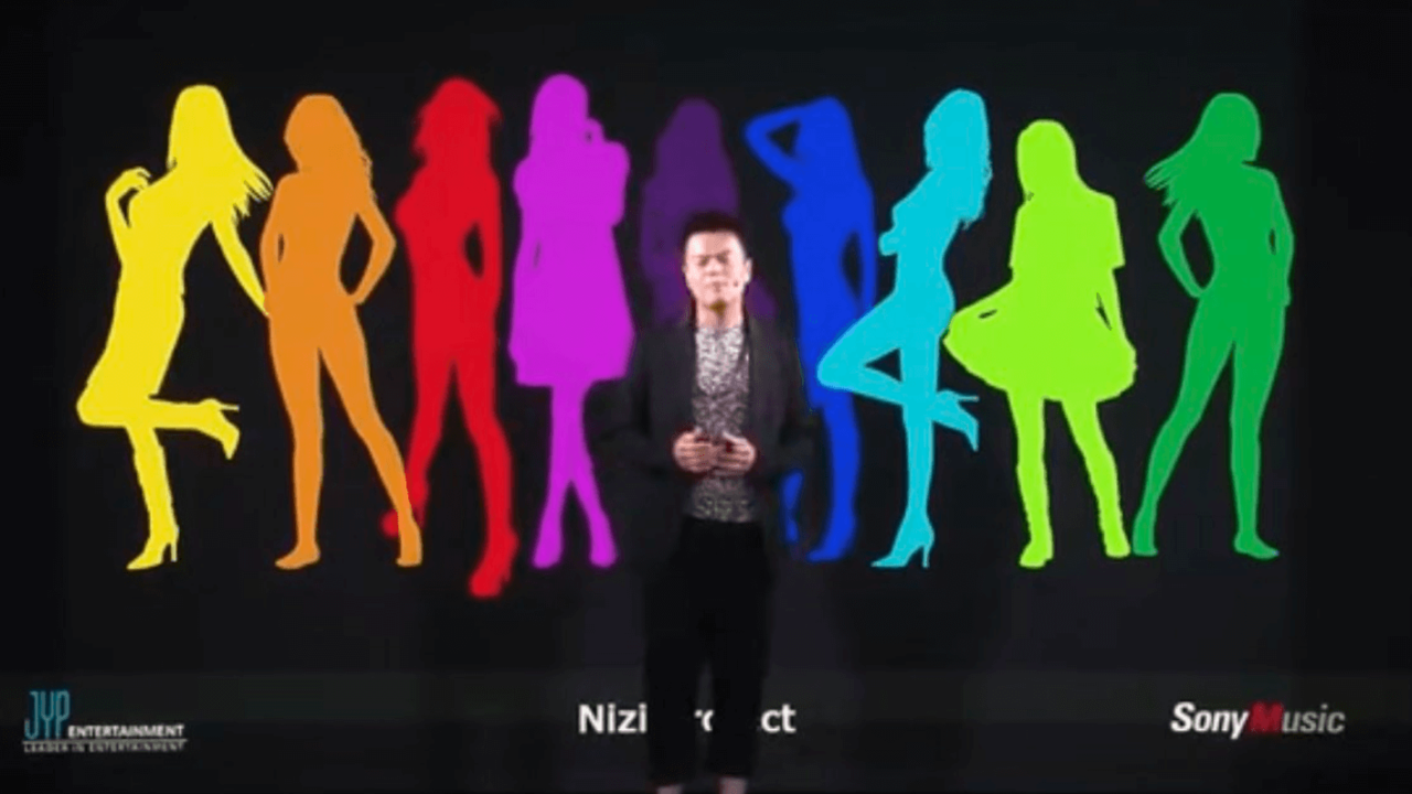 虹プロジェクト、デビューメンバー