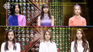 虹プロジェクトメンバー身長比較