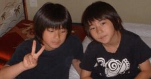 平野紫耀と弟・平野莉玖の幼少期