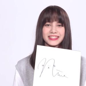 ニナのサインA