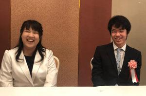 藤井聡太と妹弟子の中澤沙耶