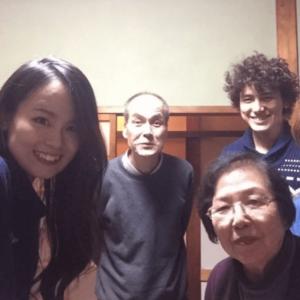藤井風と父・母親と姉