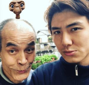 藤井風と父親