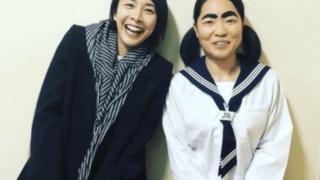 イモトアヤコと竹内結子
