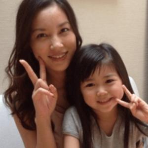 瀬戸朝香と長女
