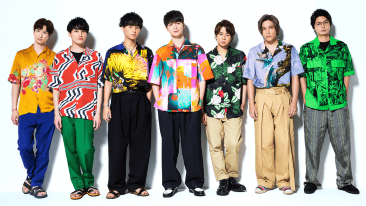 Kis-My-Ft2メンバー