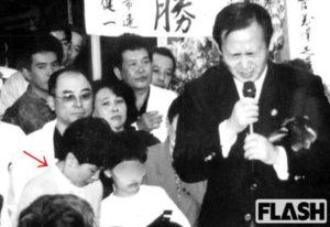 菅義偉の嫁・真理子夫人(1987年)