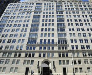 マンハッタン「アッパーウエストサイド」の超高級アパートメント