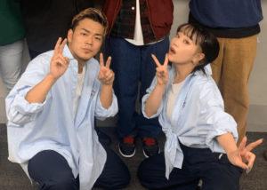 KANとAKARI KAMAYAUCHI