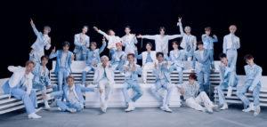 NCT2020メンバー
