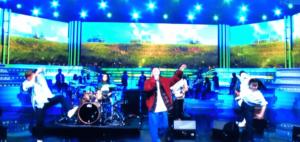 瑛人の新曲ライナウでサポートメンバーと『Mステ』出演