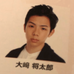 ESPG練習生の大崎将太郎