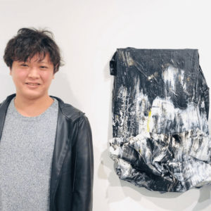 杉田陽平と個展作品