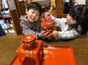 杉田陽平の甥っ子と姪っ子