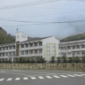 対馬市立厳原中学校