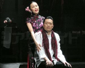 舞台『さらば、わが愛 覇王別姫』木村佳乃遠藤憲一