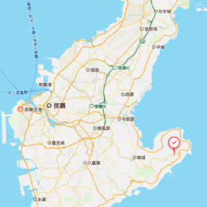 【レストラン】カフェくるくまの地図