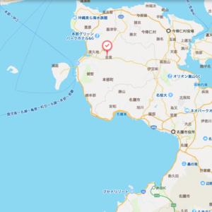 【レストラン】キャプテンカンガルー沖縄の地図