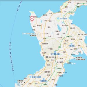 【アクティビティ】ククル読谷サーキットの地図