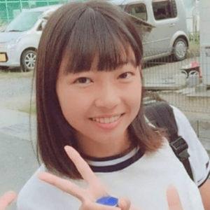 中学時代のマユカ