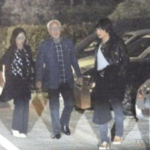 玉森裕太と父親と母親