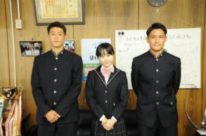 本田望結とサッカー部キャプテン藤原優大と松木玖生