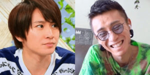 痩せ過ぎと話題の安田章大