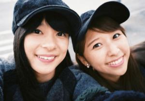 芳根京子と玉井詩織