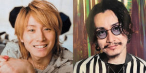 サングラスの色付きメガネに変わった安田章大