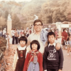 高嶋ちさ子の実家の家族