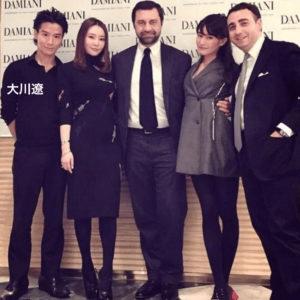 アイドラYUの兄・大川遼と業界関係者