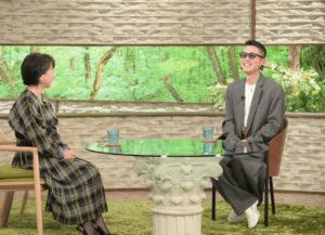 『サワコの朝』に出演した時の安田章大