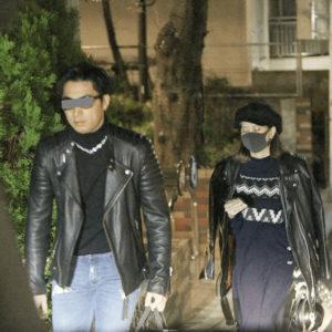 河北麻友子と交際相手のFRYDAYのスクープ画像