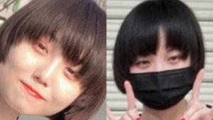 Adoの流出した顔バレ画像①と「あまる」画像を比較