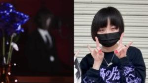 AdoのMVでの顔バレ画像②と「あまる」画像を比較