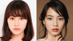 南沙良と能年玲奈(のん)の顔画像比較