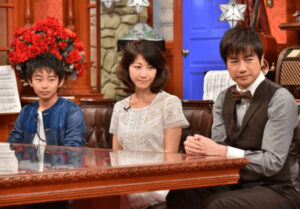 『チカラウタ』に出演した加藤清史郎とMC