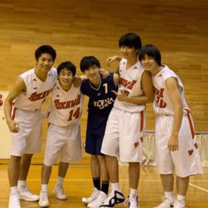 細田佳央太のバスケットボール姿