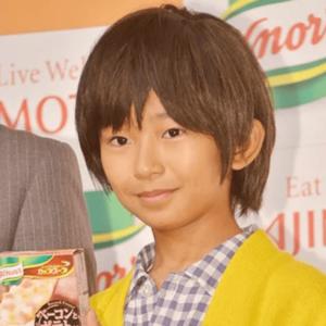 13歳の加藤清史郎