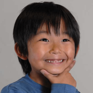 8歳の加藤清史郎