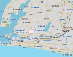 静岡県浜松市西区志都呂町の地図