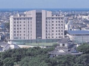私立浜松開誠館中学校・高等学校の外観