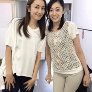 矢田亜希子と青山倫子