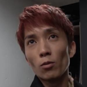 頬が痩けた田中樹